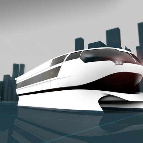 A concept ferry